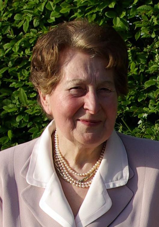 Mevrouw Maria Merchie